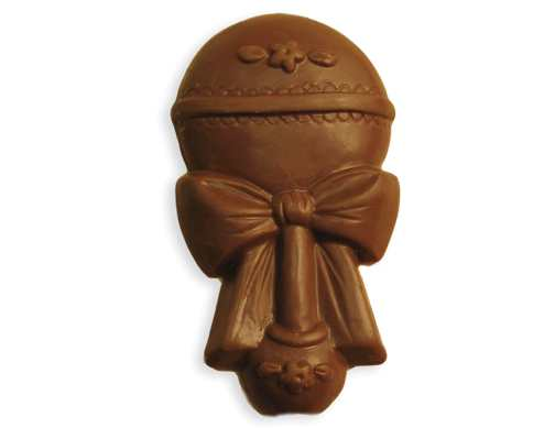 Chocolate Rattle