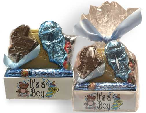 It's a Boy! Large Theme Box