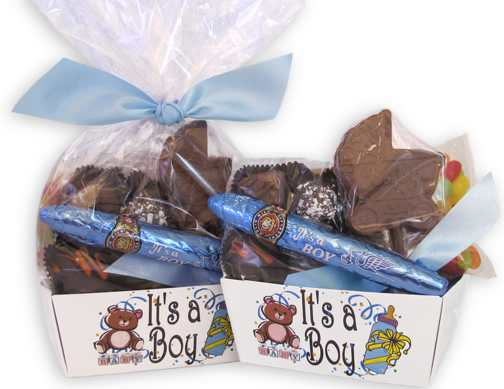 It's a Boy! Theme Box