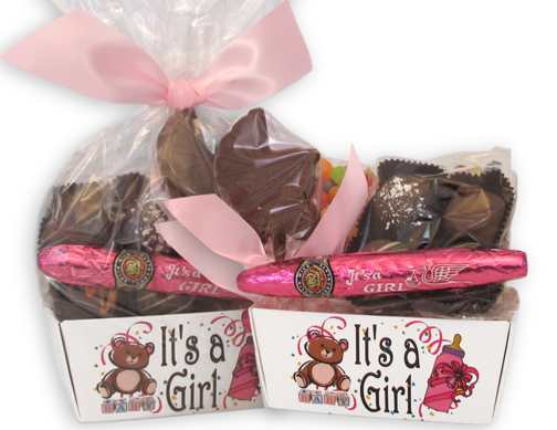 It's a Girl! Theme Box