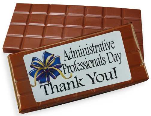 Milk Administrative Professional's Day Bar