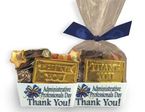 Administrative Professional's Day Thank You Theme Box