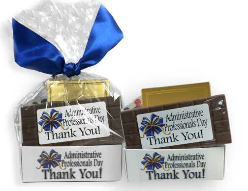 Administrative Professional's Day Large Thank You Theme Box