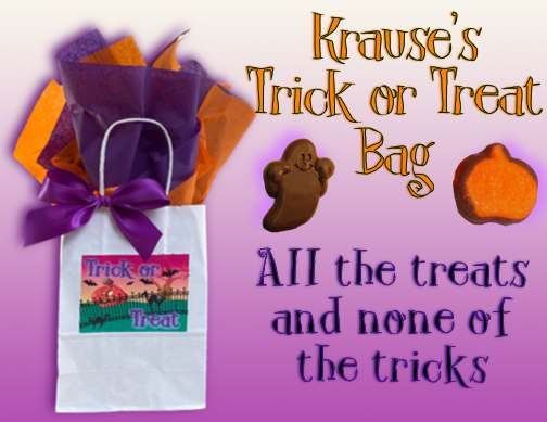 Trick or Treat Bag (Fill with your choice of items.)