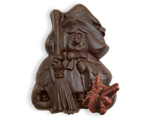 Dark Chocolate Witch