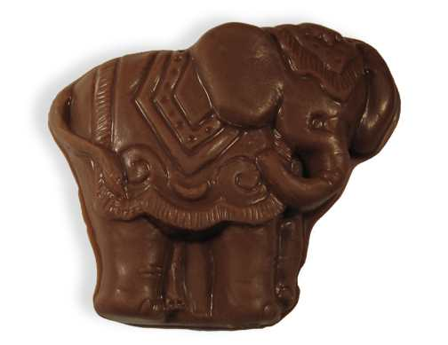 Chocolate Elephant
