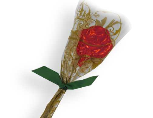 Milk Chocolate Long-Stemmed Rose