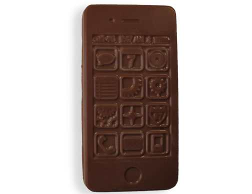 Milk Chocolate Cell (Smart) Phone