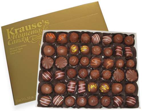 2 lb Soft Centers MILK CHOCOLATE