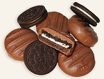 Milk Chocolate Cookies  4 Pack (made with real Oreos)