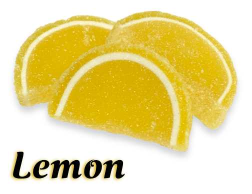 Lemon Fruit Slices - 4 oz.