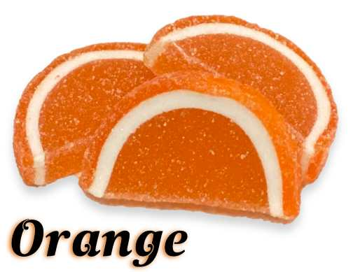 Orange Fruit Slices - 4 oz.