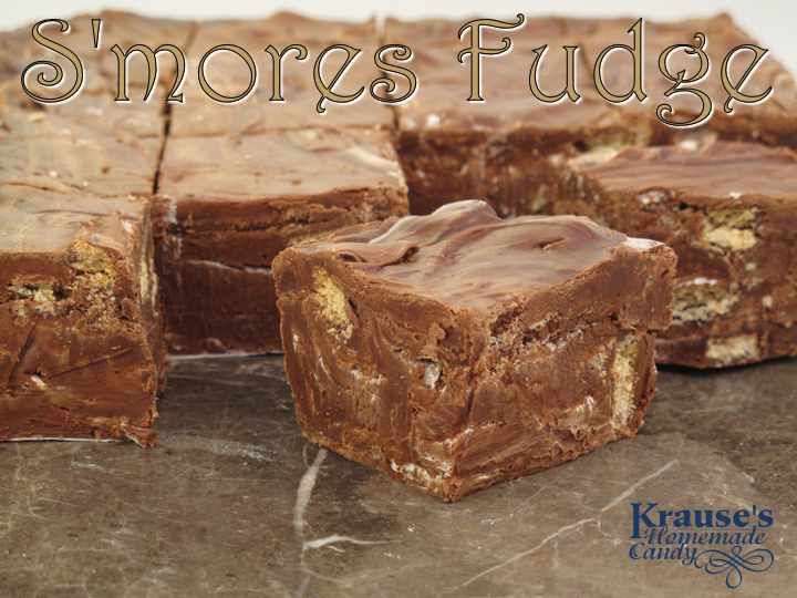 S'mores Fudge [1 lb.]