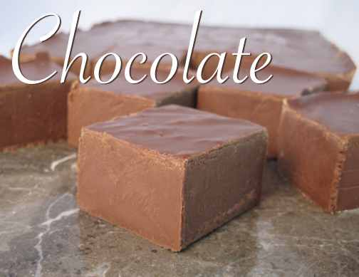 Chocolate Fudge [1 lb.]