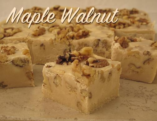 Maple Walnut Fudge [1 lb.]