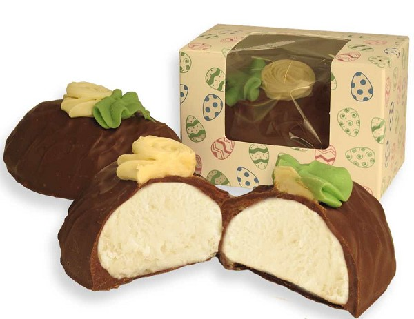 Sweet Cream center loaded with real Creamery Butter and covered in MILK Chocolate  - it's one of our best sellers!