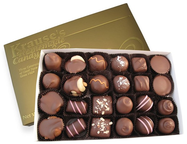 Milk Chocolate Assorted Favorites